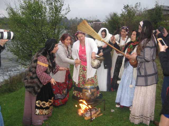Bratara ritual balta