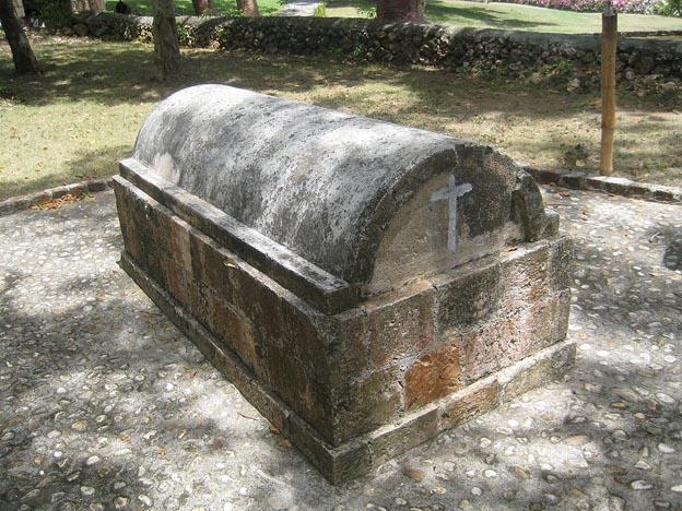 Mormantul lui Annie Palmer
