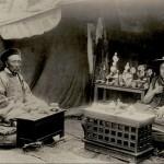 Ritual tibetan sinistru