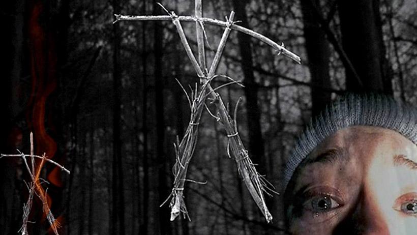 Povestea vrăjitoarei din pădurea Blair