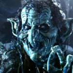 Peg Powler, Marea Fantomă Verde