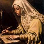 Evenimentele extraordinare din viața Caterinei de Ricci