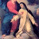 Caterina din Raccogini a primit stigmatele Domnului nostru