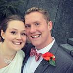 O fantomă a fost martoră la nunta lor