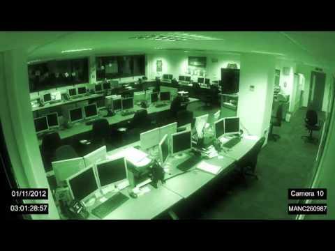 Fantome la postul de televiziune CCTV
