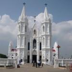 Fecioara Maria a apărut cu pruncul în India