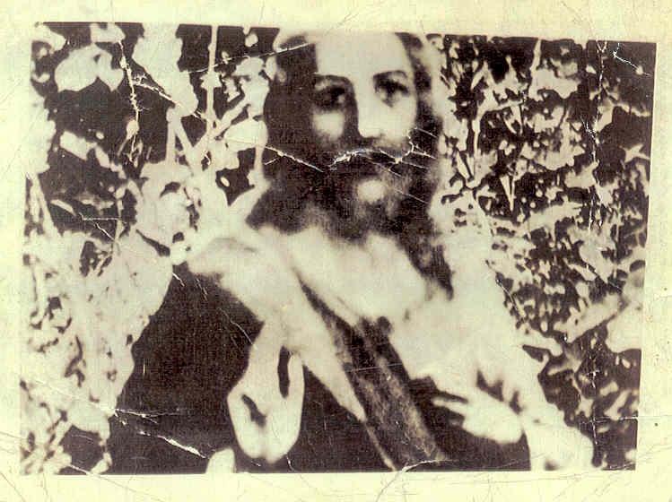 Imaginea reală a lui Iisus fotografiată în Wisconsin, SUA
