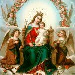 Fecioara Maria şi Pruncul au apărut în Limerick, Irlanda