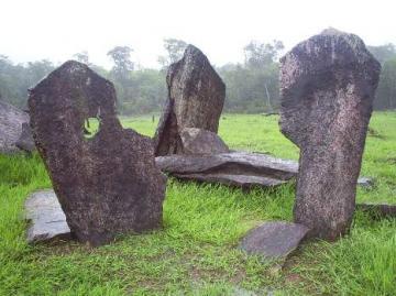 Un Stonehenge al Amazoniei descoperit la graniţa cu Guyana