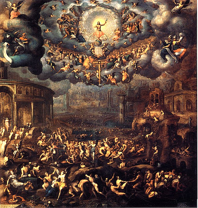 A Doua Venire a lui Iisus Hristos. Sursa Wikipedia.