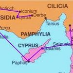 Derba, un oraş misterios vizitat şi de sfântul Petre