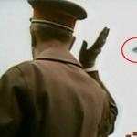 Hitler a fost obsevat de un OZN în timpul invaziei naziste în Cehoslovacia