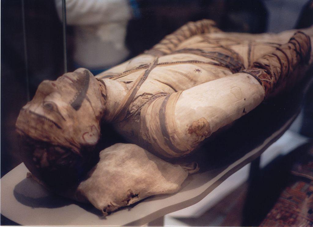 Foto de Klafubra. Sursa foto Egyptian collection at the British Museum, London, Wikipedia.