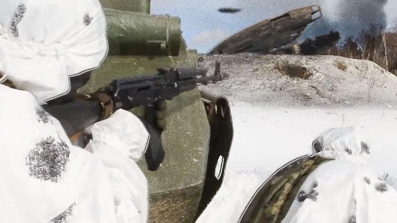 OZN-urile intră în contact cu forţele speciale ruseşti în Ucraina