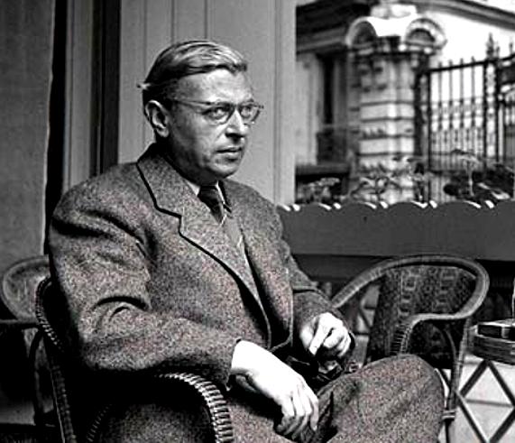 Jean Paul Sartre despre minciună