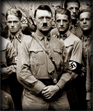Istoria mistică a naziştilor şi magia regatului subteran