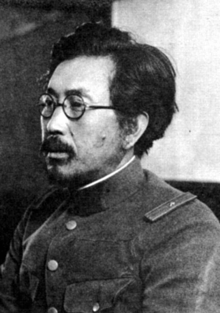 Medicul Shiro Ishii. Sursa Bulletin of Unit 731. Autor Masao Takezawa, Wikipedia.