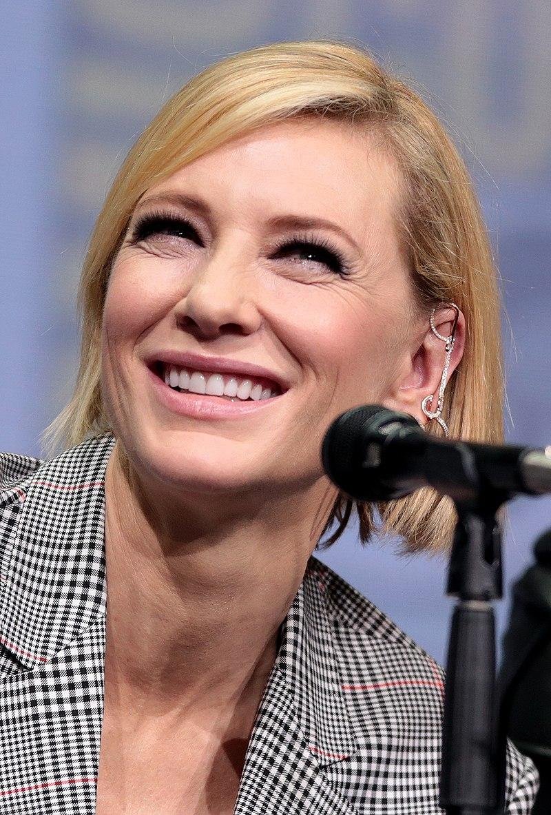 Cate Blanchett despre alegerile ciudate