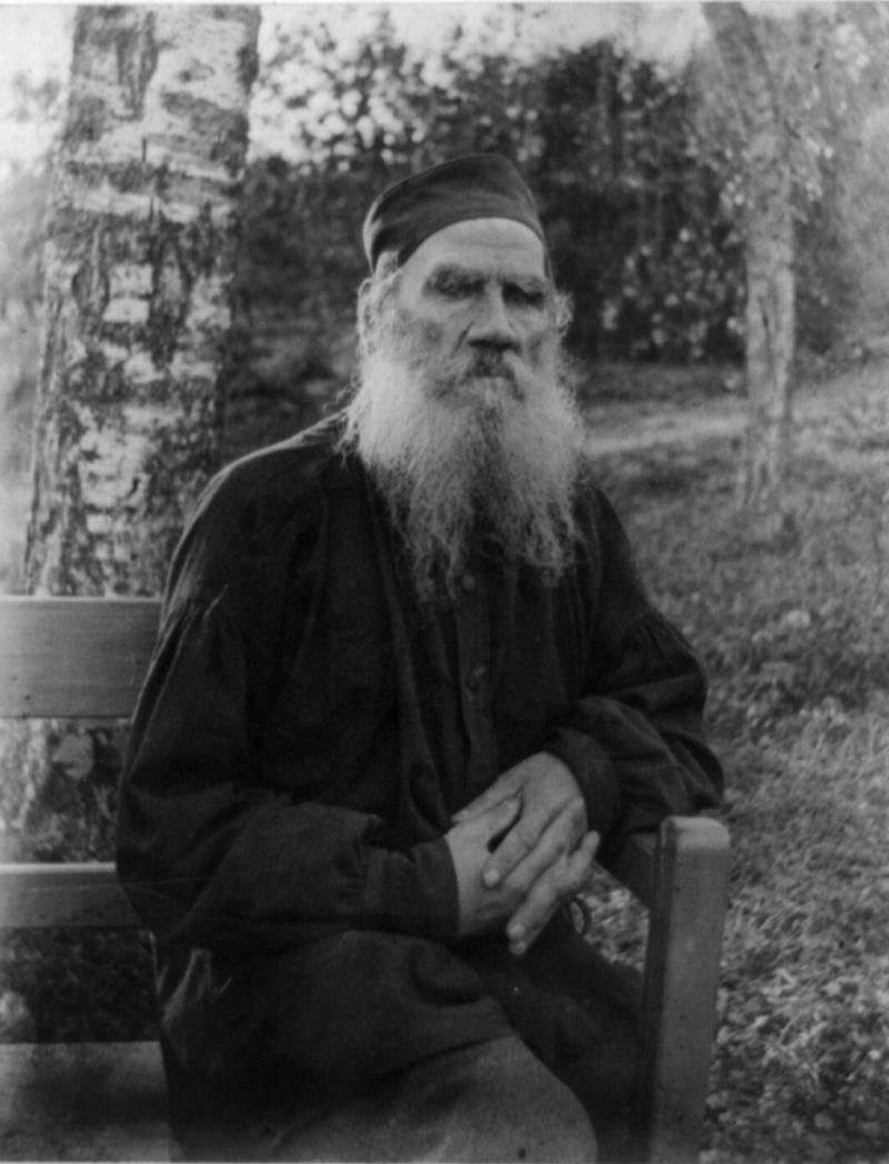 Lev Tolstoi despre  Dumnezeu