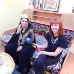Mulţumiri noi din America pentru Regina Magiei Albe, Maria Câmpina