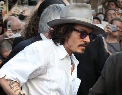 Johnny Depp despre femei