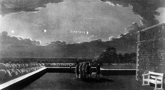 OZN – urile în timpul Revoluţiei franceze