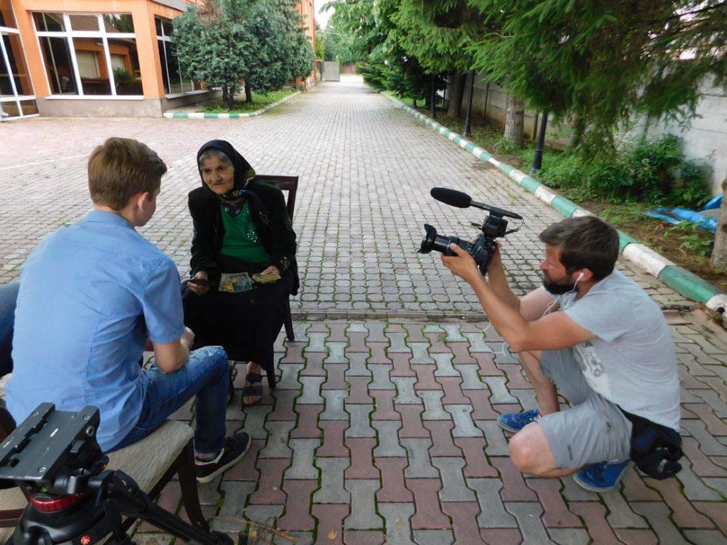 vrajitoarea baba Ekaterina in interviu 1