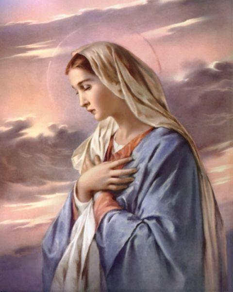 Apariţia Fecioarei Maria într-o pădurice din Midi-Pirinei