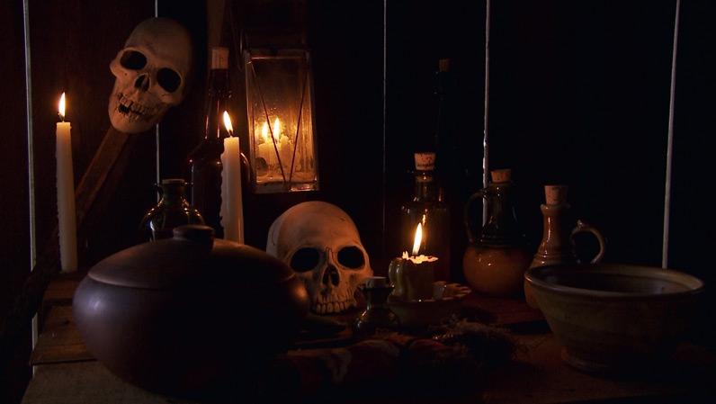Duhurile rele în magia neagră