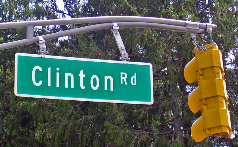 La Clinton Road au loc fenomene paranormale