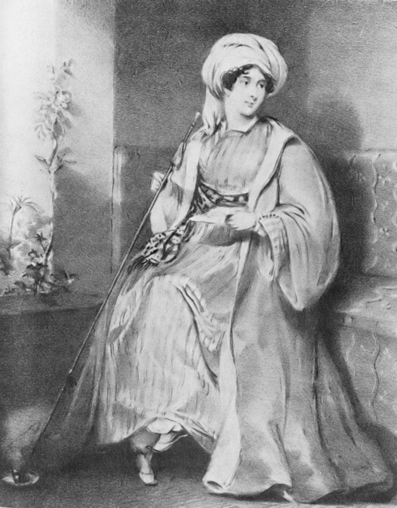Lady Esther, Regina Palmirei