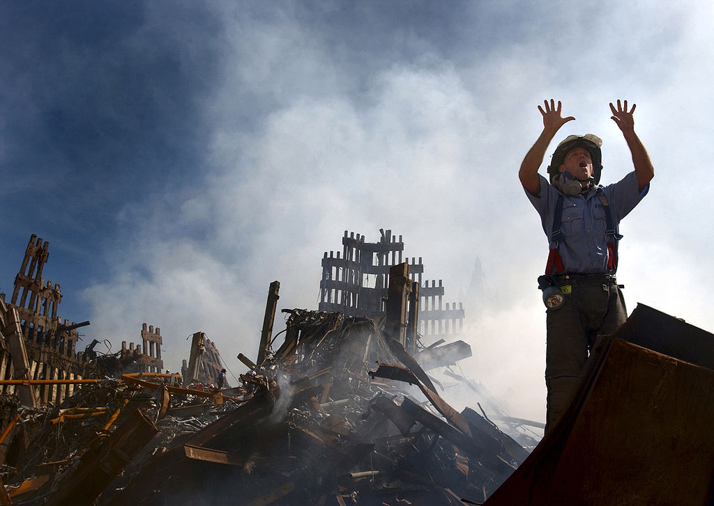 Poliţiştii au văzut fantome după atacul terorist de la World Trade Center