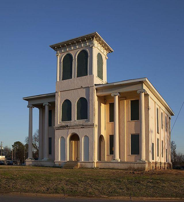 Casa bântuită a doctorului Drish din Tuscaloosa