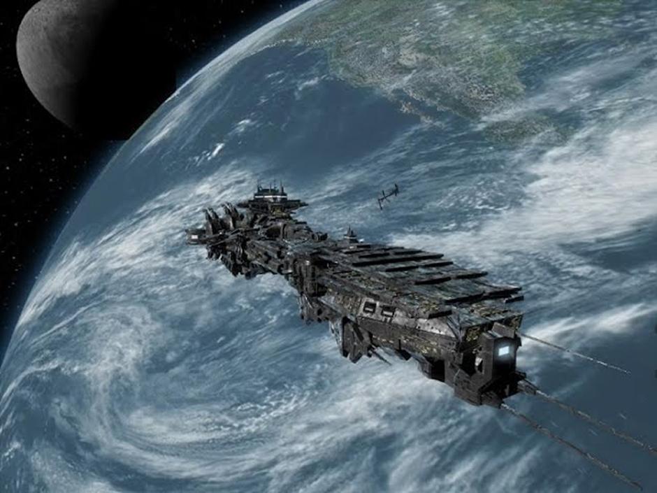 Obiect gigantic în apropiere de Jupiter