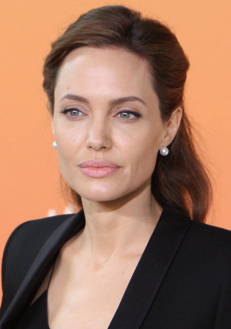 Angelina Jolie despre a învăța să ignori