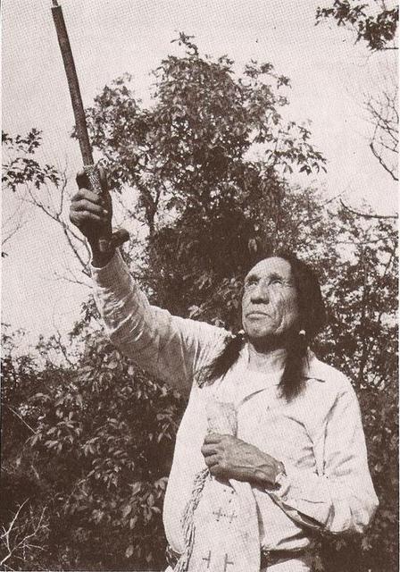 Cuvintele lui John Fire Lame Deer, Lakota
