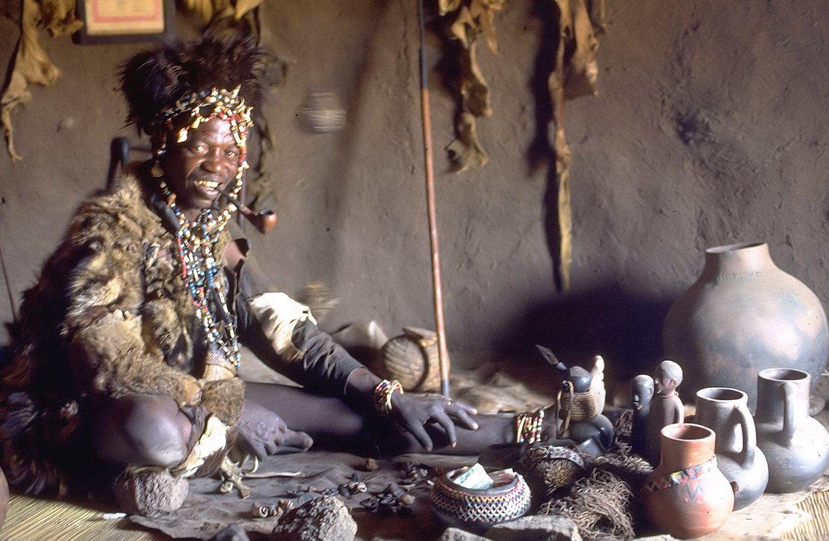 Magia în Tanzania