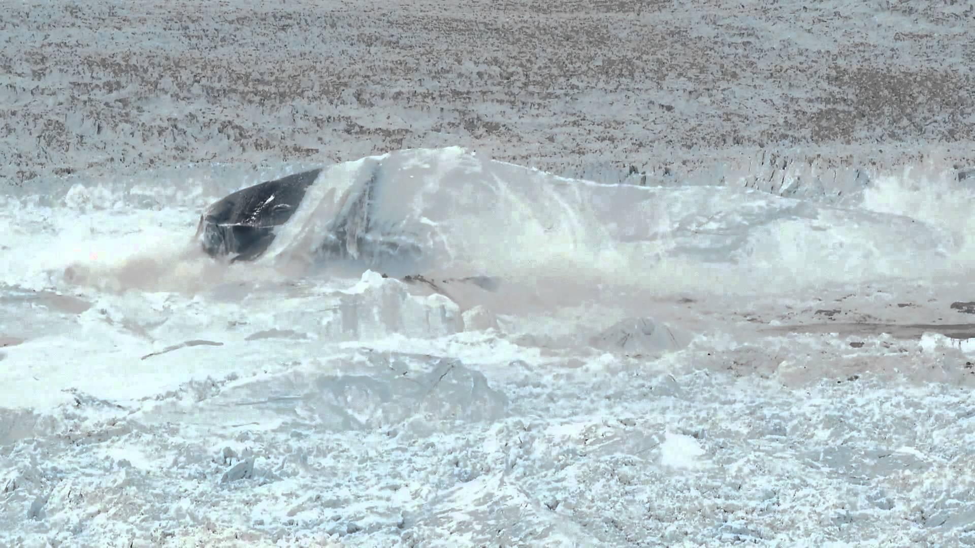 OZN descoperit în apele Groenlandei