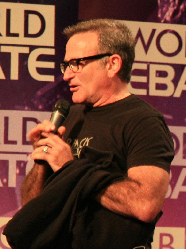 Robin Williams despre schimbarea lumii